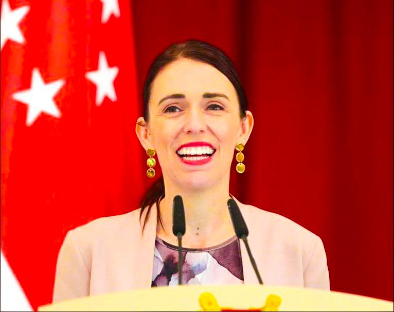 Jacinda Arden, premier neozelandese
