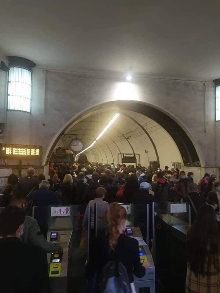 metro flaminio roma