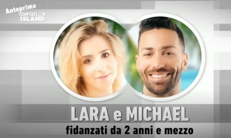 Michael ex Lara Temptation Island accoltellato