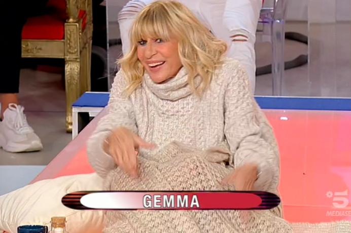 Gemma sfilata Uomini e Donne