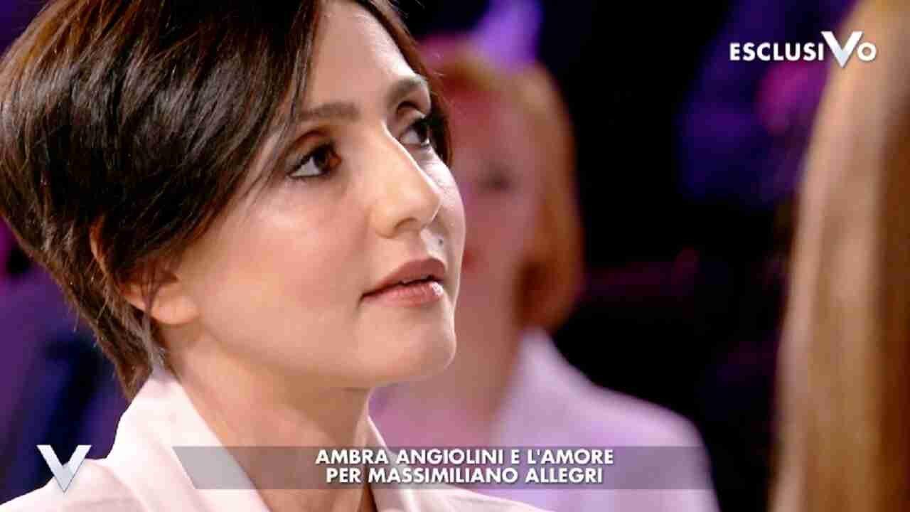 Ambra Angiolini e Allegri - Solonotizie24