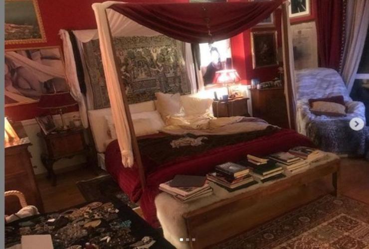 Casa di Alba Parietti - SoloNotizie24