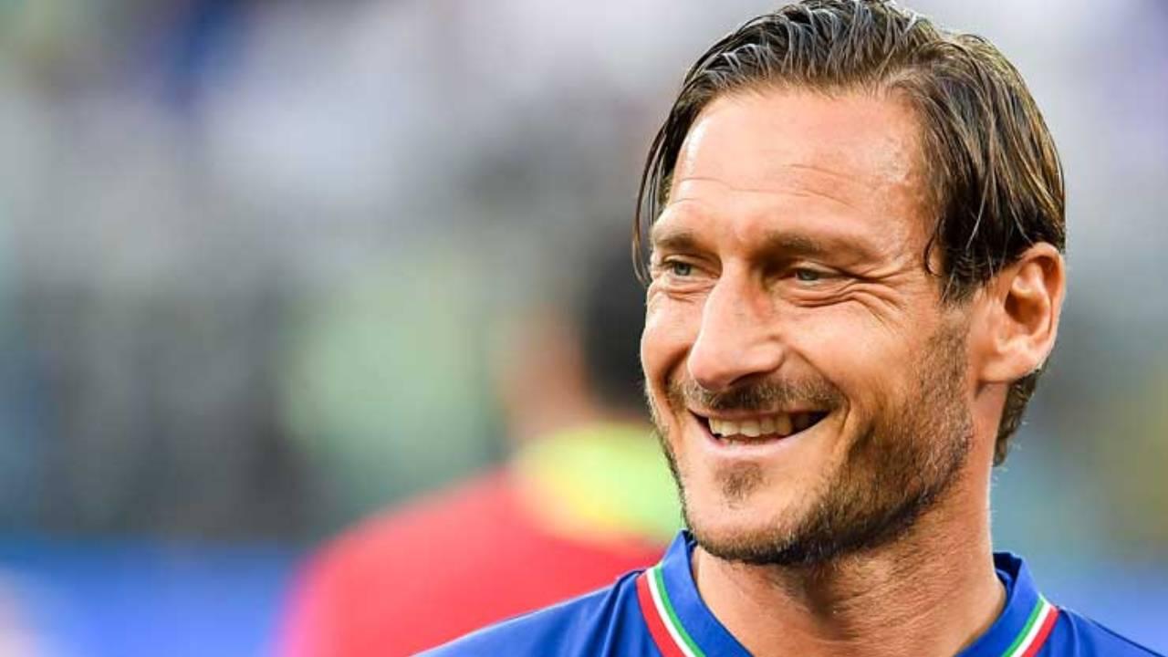Francesco Totti avete mai visto la sua ex - Solonotizie24