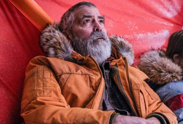 George Clooney in ospedale - Solonotizie24
