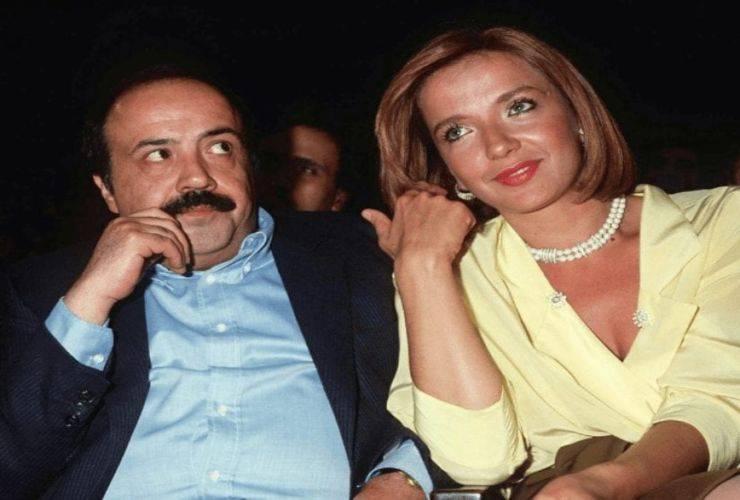 Maurizio Costanzo e Simona Izzo - Solonotizie24
