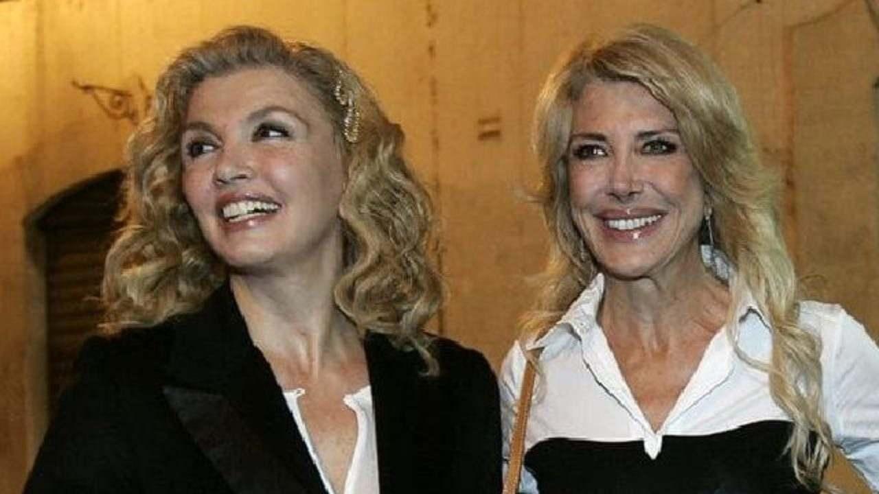Milly e Gabriella Carlucci