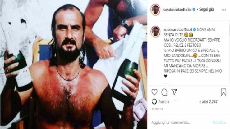 Sossio Aruta e il lutto mai superato - Solonotizie24