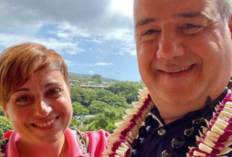 benedetta rossi e il marito marco