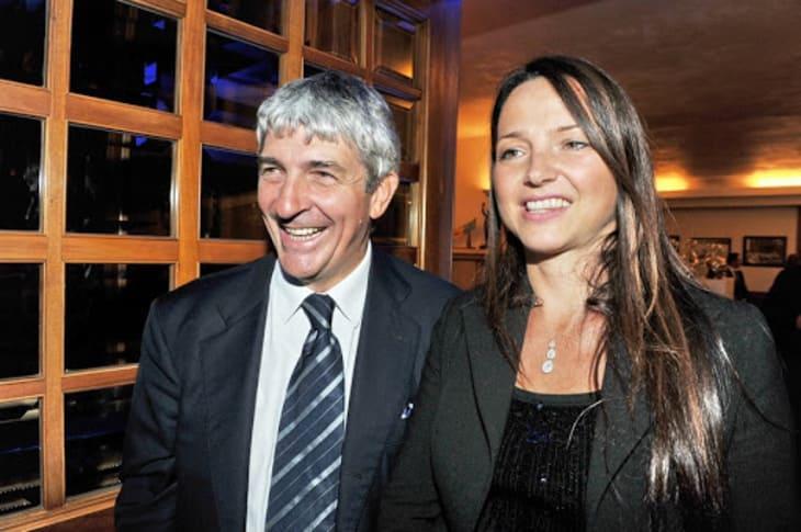 Federica Cappelletti e Paolo Rossi