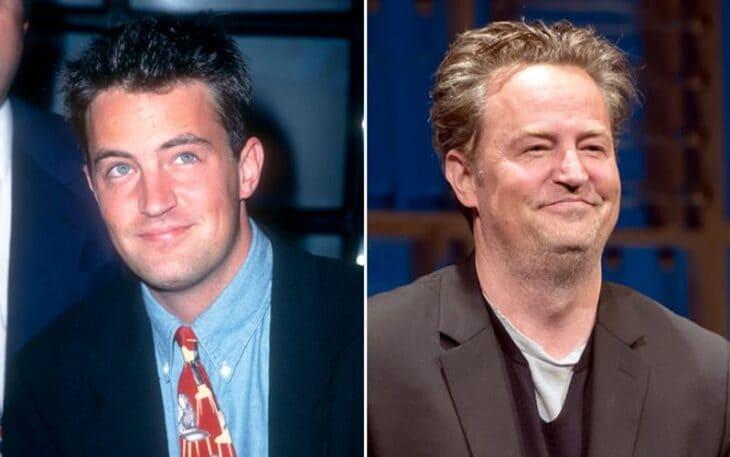 Chandler Bing, Matthew Perry,