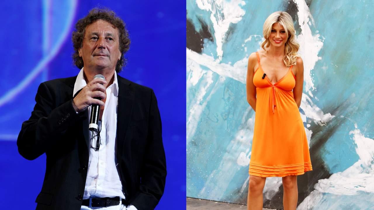 Enzo Iacchetti e Maddalena Corvaglia