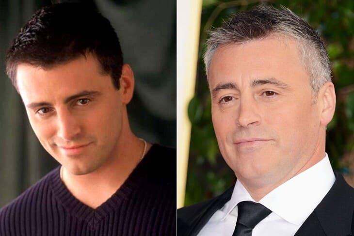 Joey Tribbiani, Matt Le Blanc