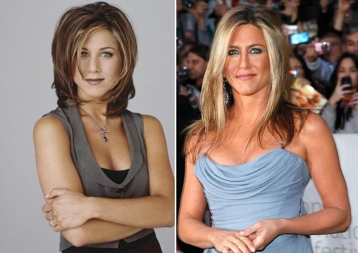 Rachel Green, Jennifer Aniston,