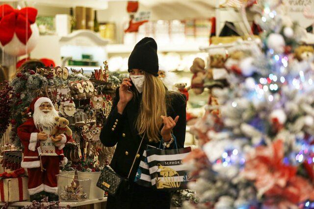 shopping natale