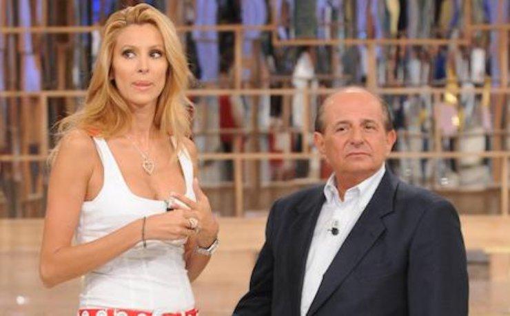 Adriana Volpe Giancarlo Magalli - Solonotizie24