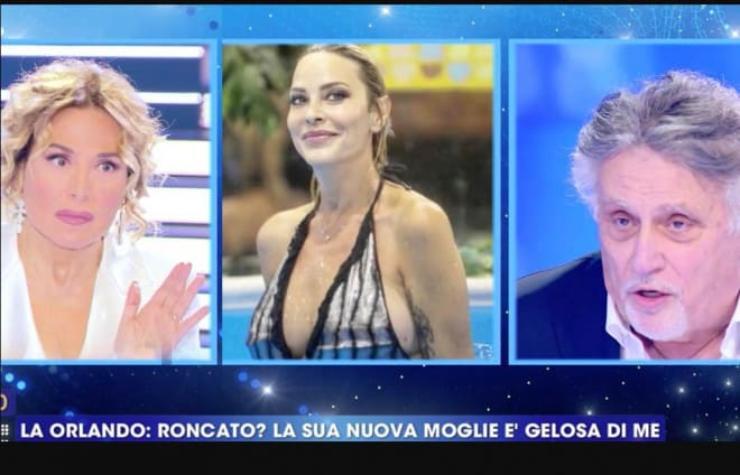 Andrea Roncato Stefania Orlando - Solonotizie24