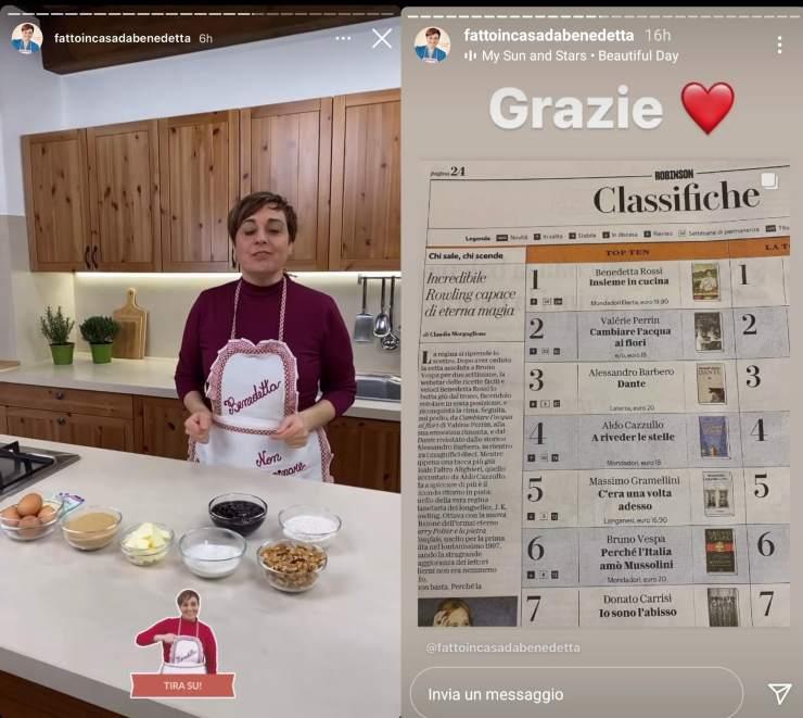 Benedetta Rossi - Solonotizie24