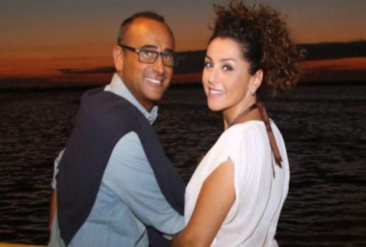 Carlo Conti e Francesca Vaccaro - Solonotizie24