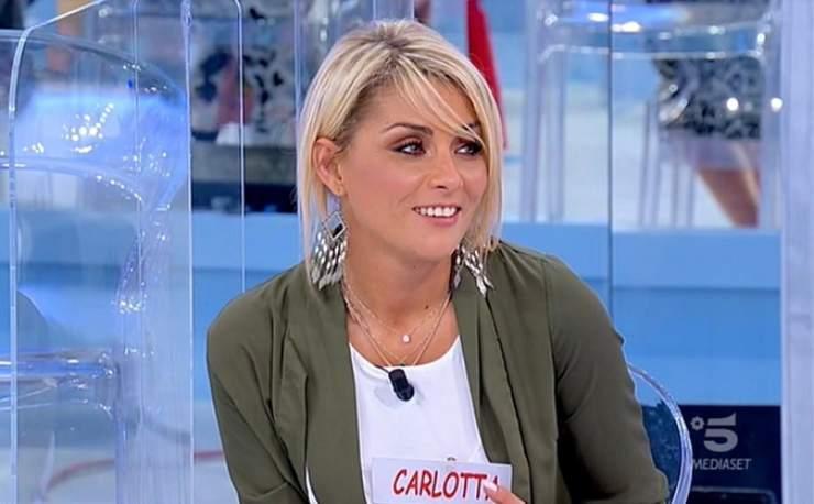 Carlotta Savorelli Uomini e Donne - Solonotizie24