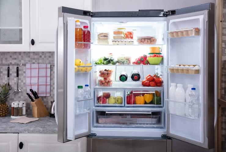 Come disporre i cibi in frigorifero-SoloNotizie24.it