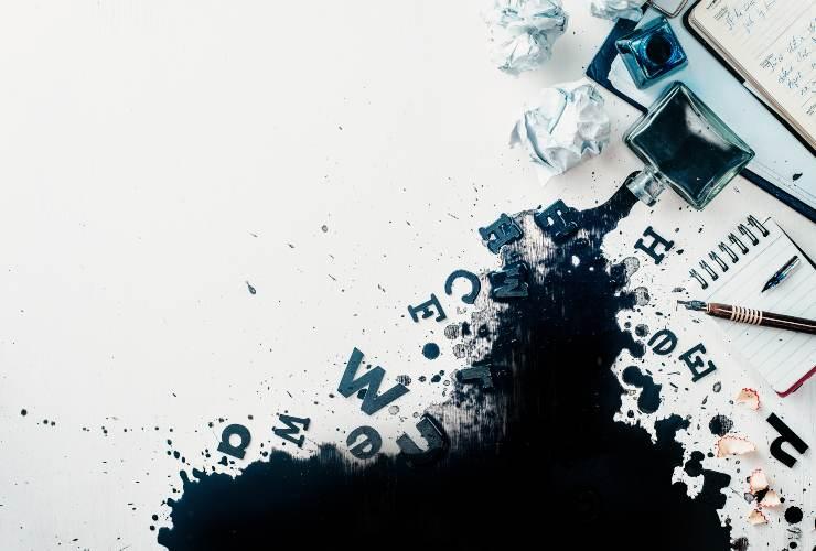 Come eliminazione macchie d'inchiostro dalle superfici-SoloNOtizie24.it