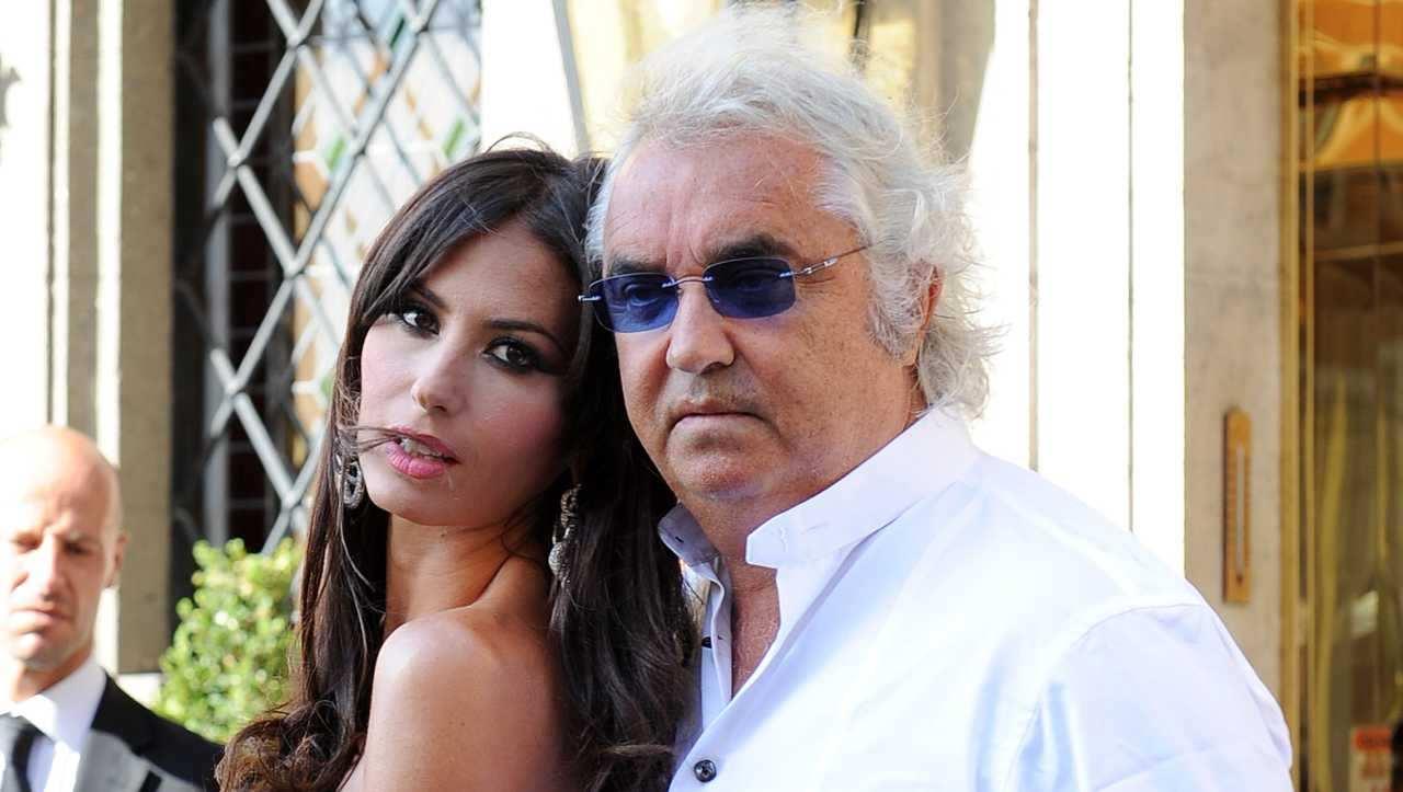 Elisabetta Gregorci e Flavio Briatore - Solonotizie24