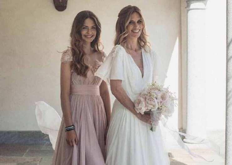 Figlia Filippa e Daniele Bossari - solonotizie24