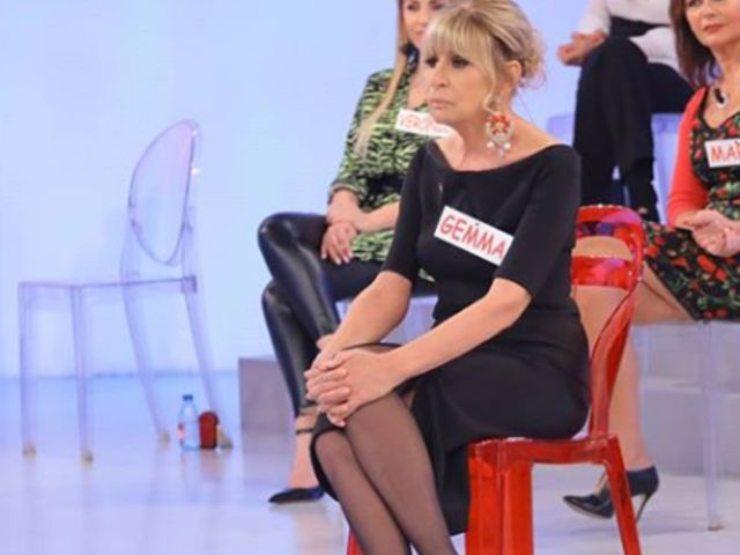 Gemma Galgani rissa Uomini e Donne - Solonotizie24