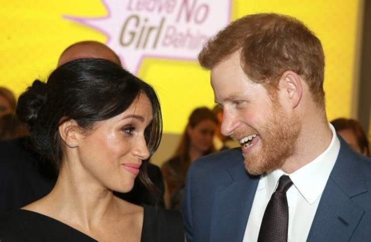 Harry e Meghan addio ai social - solonotizie24