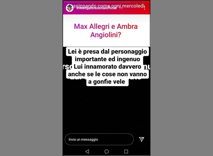 Massimiliano-Allegri-e-Ambra-solonotizie24