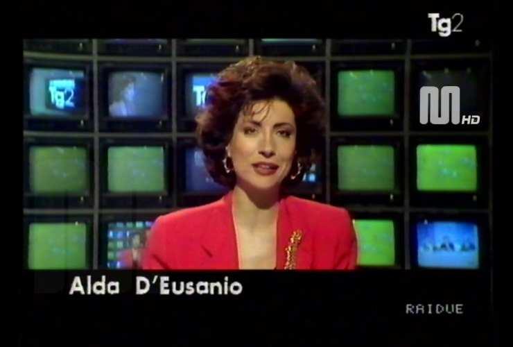 Alda D'Eusanio TG2 - solonotizie24