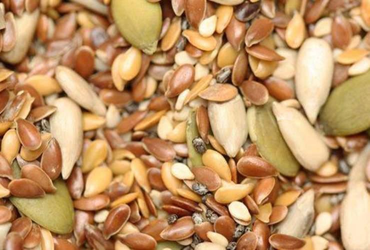 Cereali e semi di chia per la cura della pelle-SonoNotizie24.it