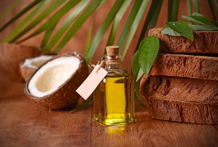 Olio di cocco per capelli danneggiati-SoloNotizie24.it
