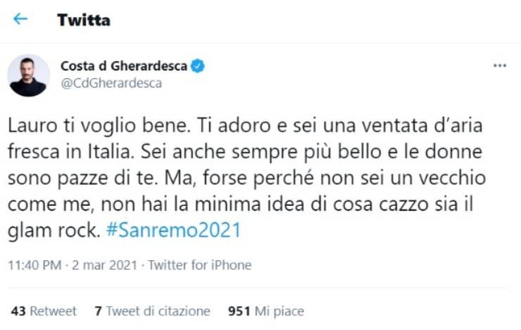 Achille Lauro Costantino della Gherardesca - Solonotizie24