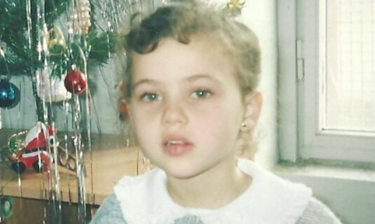 Rosalinda da piccola - Solonotizie24