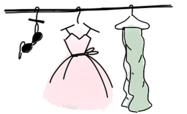 Come organizzare l'armadio