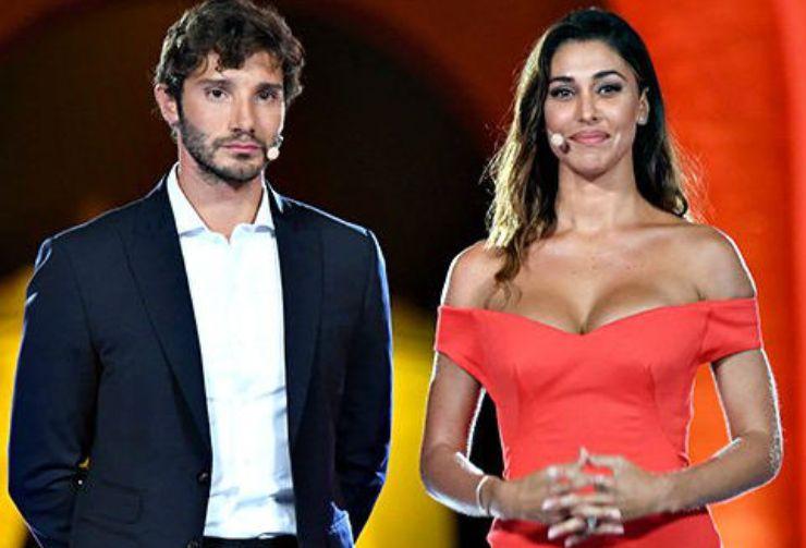 Belen Rodriguez e Stefano De Matino - Solonotizie24
