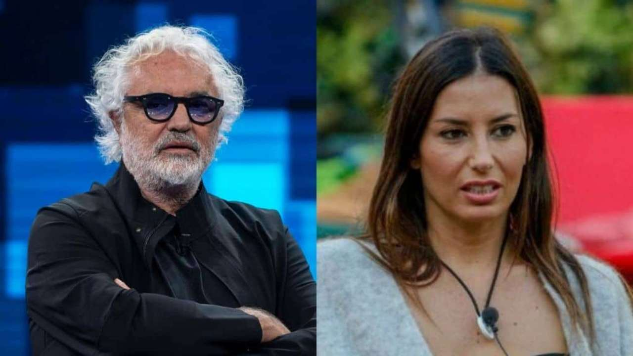 Elisabetta Gregoraci Flavio Briatore - Solonotizie24