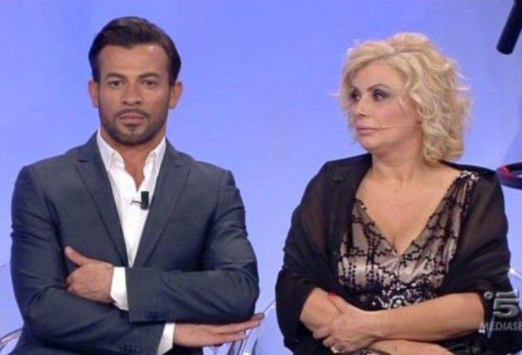 Gianni Sperti momento difficile - Solonotizie24