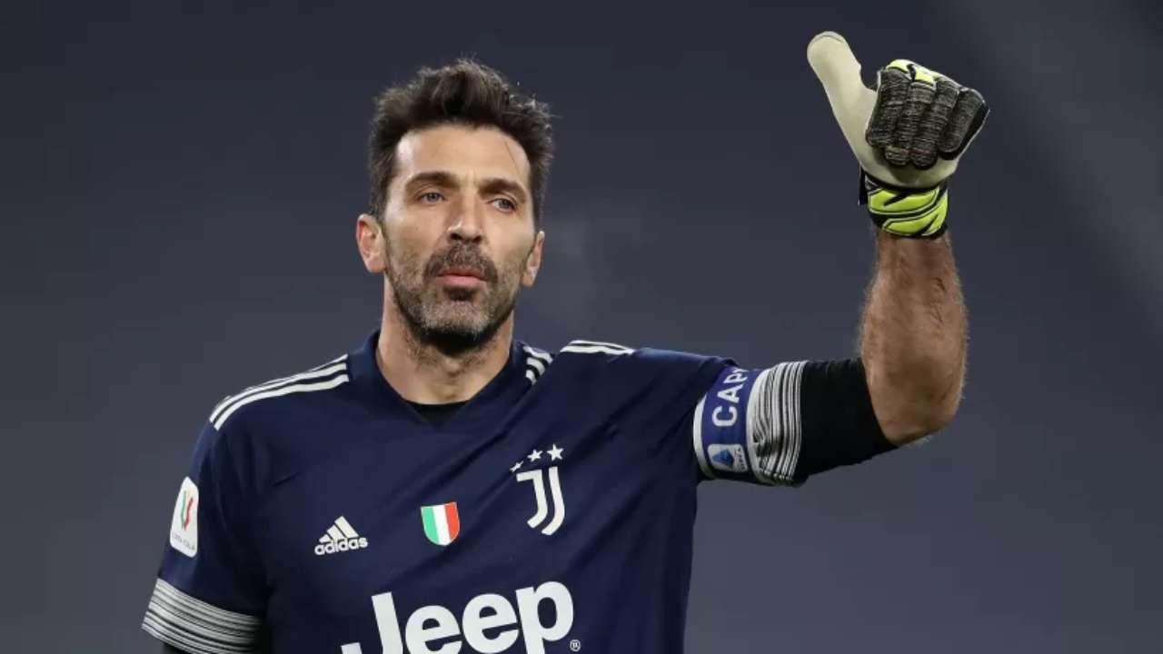 Gigi Buffon addio alla Juve - Solonotizie24