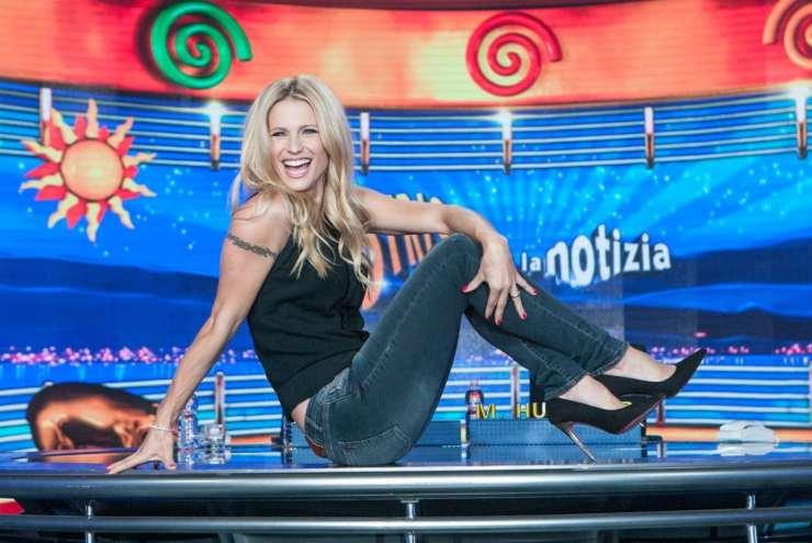 Michelle Hunziker - Solonotiazie24