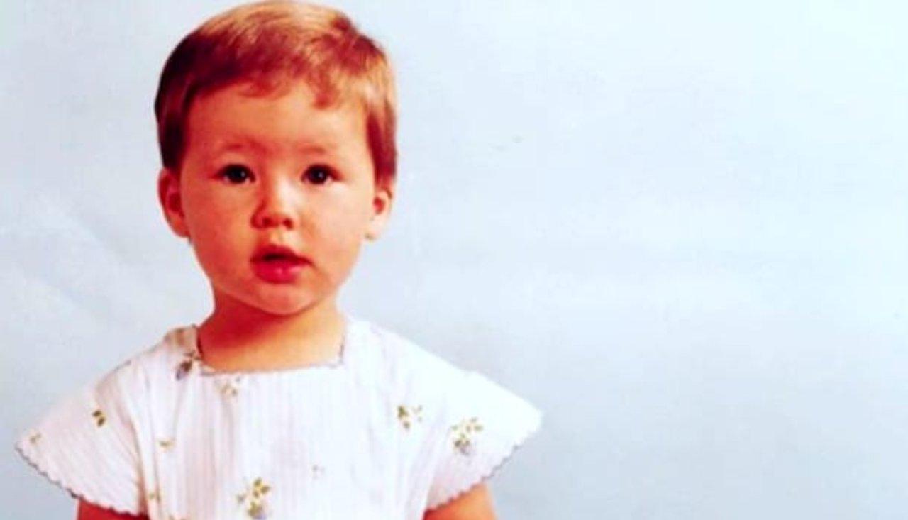 Michelle Hunziker bambina - Solonotizie24