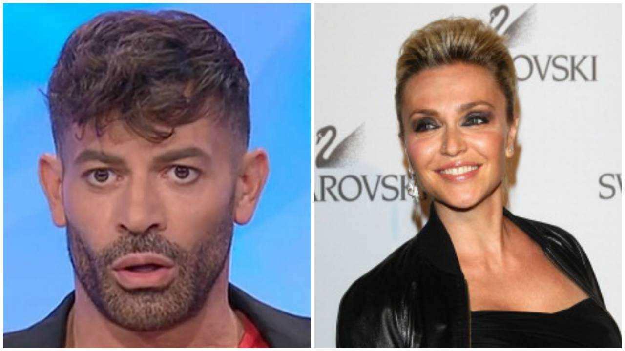 Paola Barale Gianni Sperti - Solonotizie24