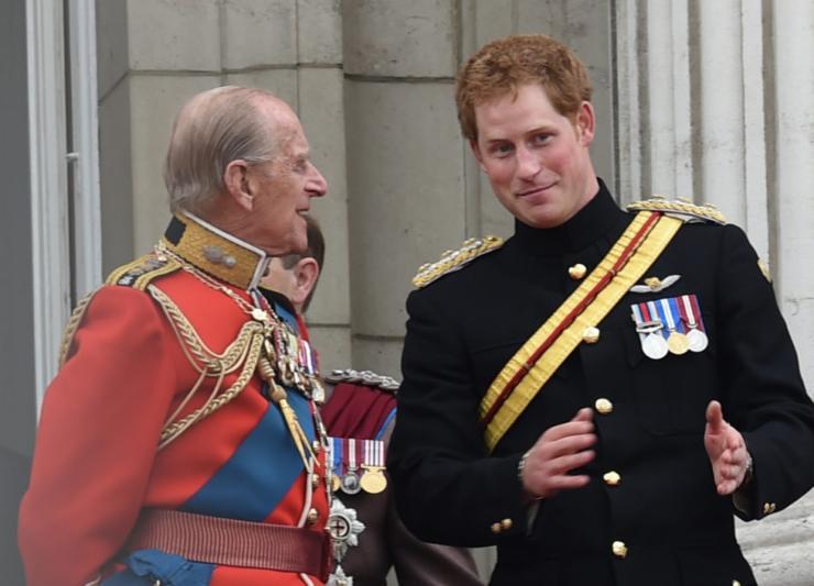 Principe Filippo Harry - Solonotizie24