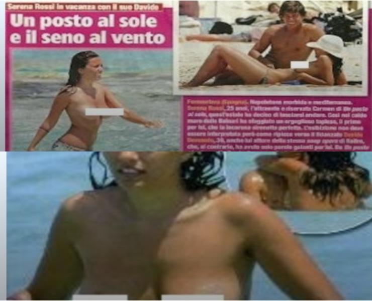 Serena Rossi foto - Solonotizie24