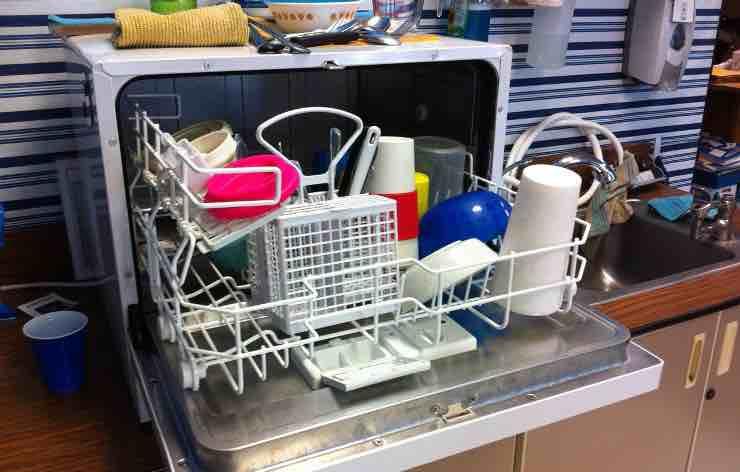risparmiare con la lavastoviglie