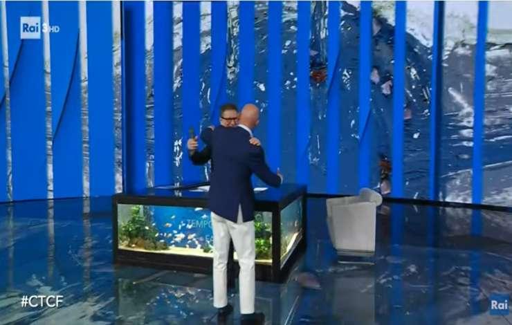 Fabio Fazio Che Tempo che Fa Gianluca Vialli - Solonotizie24