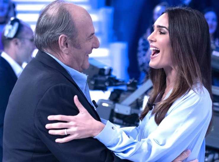 Gerry Scotti Silvia Toffanin Verissimo - Solonotizie24