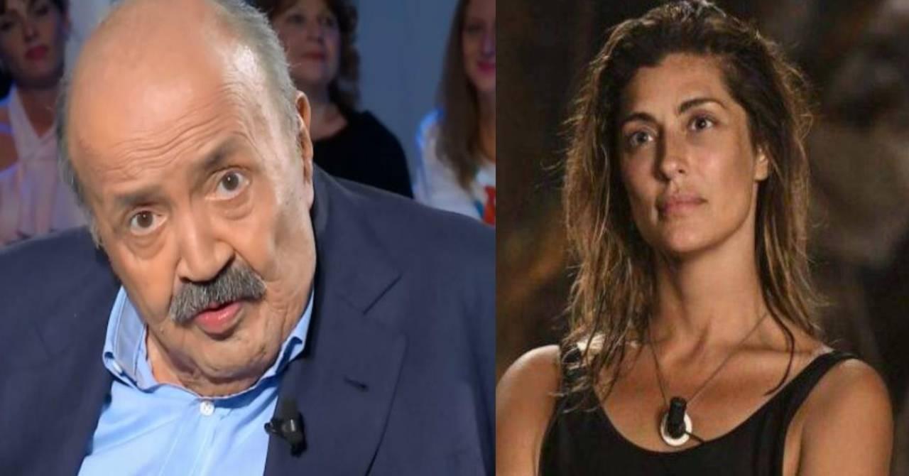 Maurzio Costanzo Elisa Isoardi - Solonotizie24