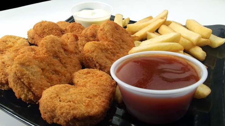 Chicken Nuggets ipocalorici